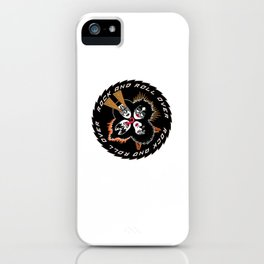 KISS Rock and Roll Over 02 iPhone Case