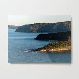 Broken Bay, Central Coast Metal Print