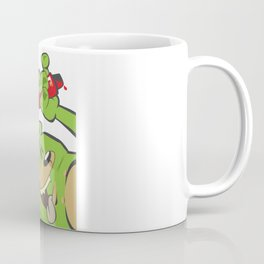 illsurge : King of The Bombing Bears Coffee Mug