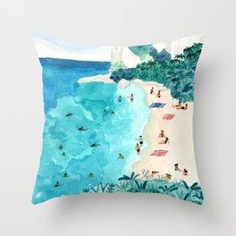 Coromandel Throw Pillow