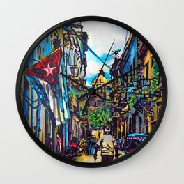 Havana, CUBA No.2 | 2015 Wall Clock