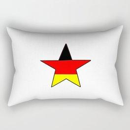 Flag of Germany 4 Rectangular Pillow