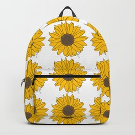 Sunflower Power Backpack