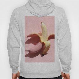 Pink banana Hoody