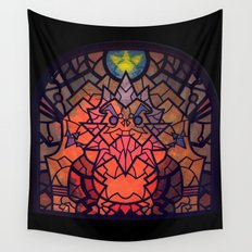 Sage of Fire Wall Tapestry