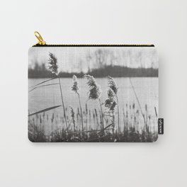 December at the Lake Carry-All Pouch