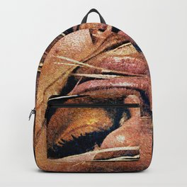 Loving The Sunshine by Kathy Morton Stanion Backpack