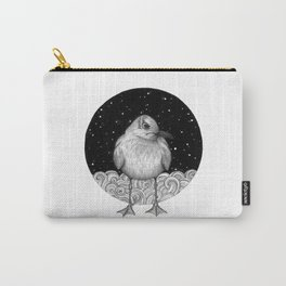 Seagull on a Starry Night Carry-All Pouch