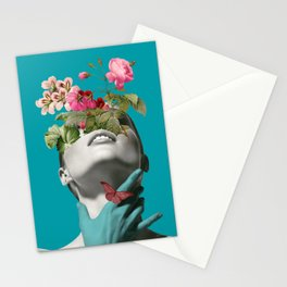 Inner beauty 3 Stationery Cards