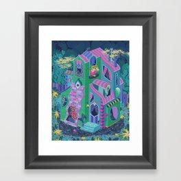 Ambrose's House Framed Art Print