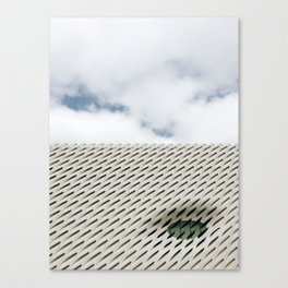 The Broad Museum Canvas Print
