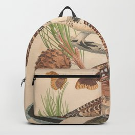 Ruffed Grouse Sharp tailed Grouse9 Backpack