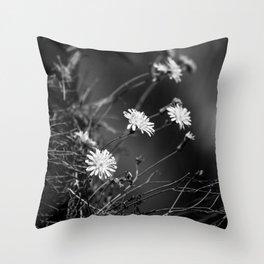 Night Song Throw Pillow