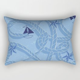 Ahoy! Rectangular Pillow
