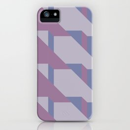 Lavender Way #society6 #lavender #pattern iPhone Case