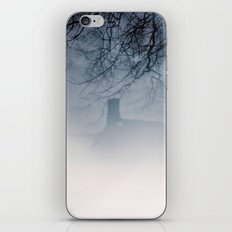 Ghost House iPhone & iPod Skin
