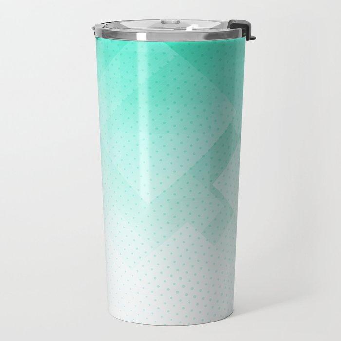 Abstract design background Travel Mug