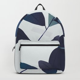 Dried flower Backpack