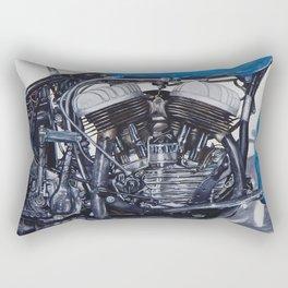 Good ride Rectangular Pillow