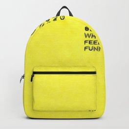 VSCO You Been Gone Backpack