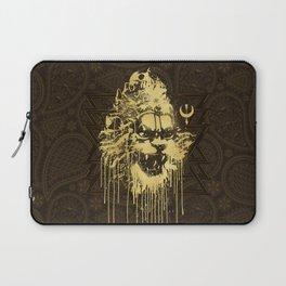 Crush The Demoniac Laptop Sleeve