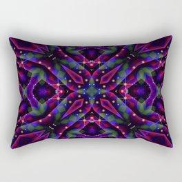 GeoNight Frames Rectangular Pillow