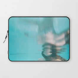 Edge of the Pool Laptop Sleeve