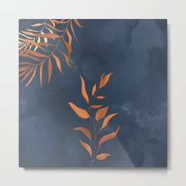 Fall Abstract I Metal Print