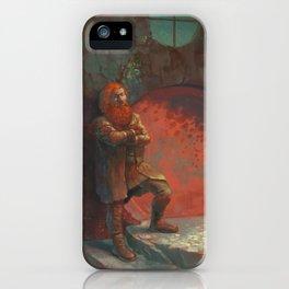 Berned iPhone Case