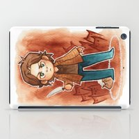 sam smith iPad Cases featuring sam by noCek