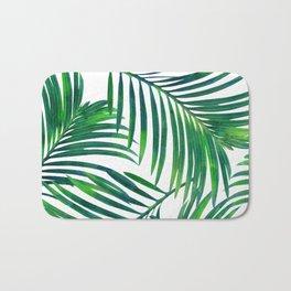 Palm Paradise #society6 #decor #buyart Bath Mat