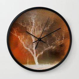 Mystic Tree Wall Clock
