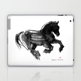 Horse (Devil cantering) Laptop & iPad Skin