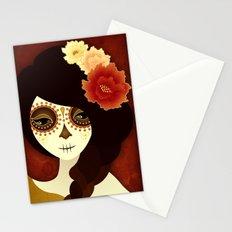 La Muertita Stationery Cards