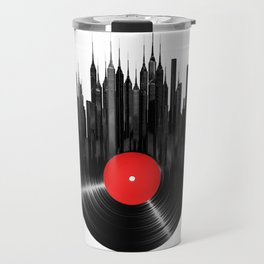 Urban Vinyl Travel Mug