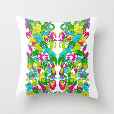 This is not a Party Throw Pillow