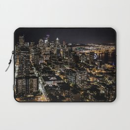 Seattle from the Space Needle Laptop Sleeve