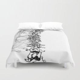 Backbone Duvet Cover