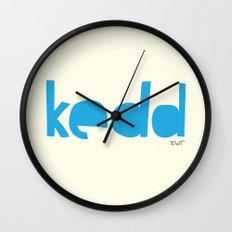 days | kedd Wall Clock