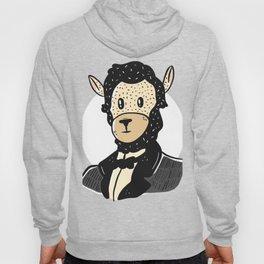 Lincoln Llama Hoody