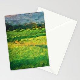 Division Landscape Stationery Cards