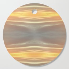 Abstract Sky Print Cutting Board