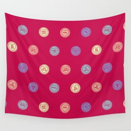 Lonely Hearts Wall Tapestry