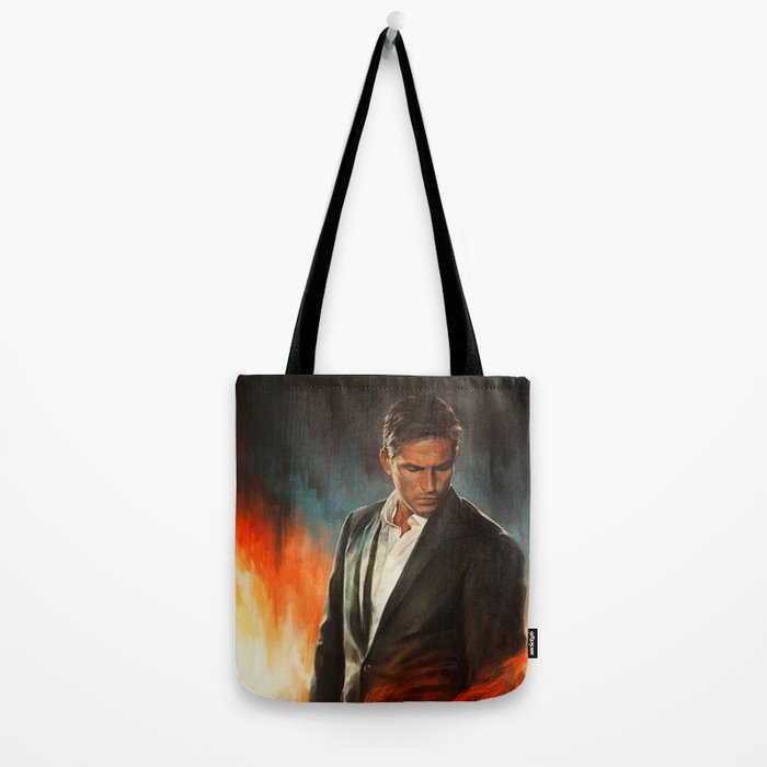 He Who Fights Monsters Tote Bag