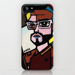 KSPER PICASSO iPhone Case