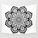 Black and White Flower by azima