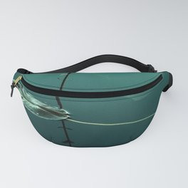 Lone lily pad Fanny Pack