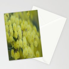 Silver Wattle Stationery Cards