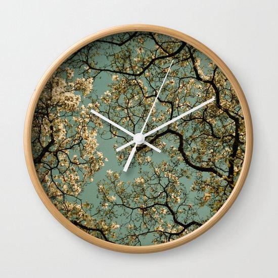 Playing Favorites Wall Clock