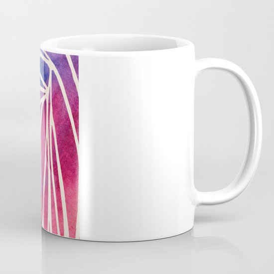 Watercolor Porcupine Mug